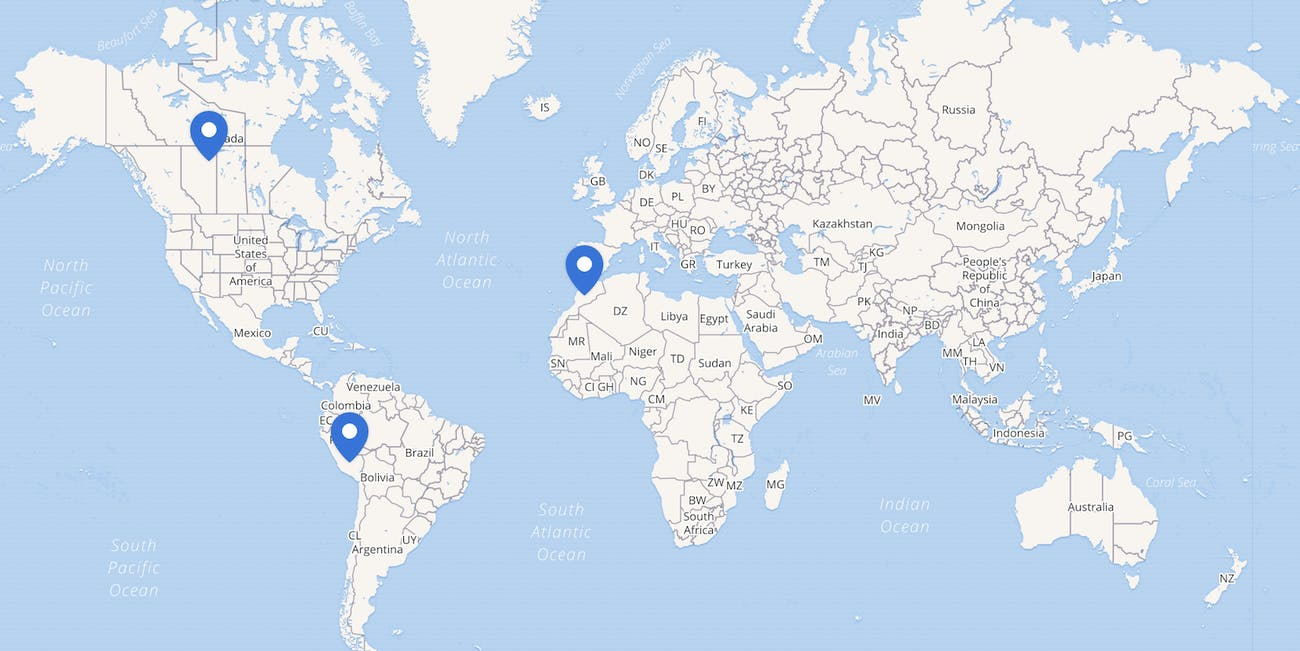 think global citizen travel education map future of education