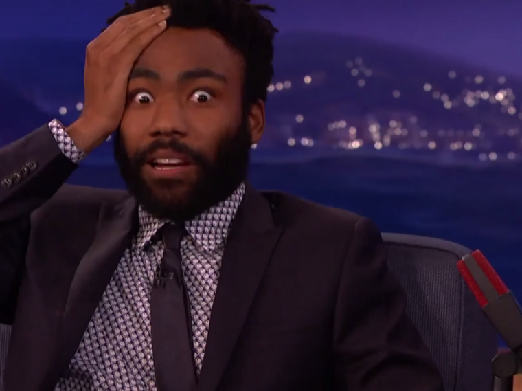 Donald Glover's Mom Told Him 'Don't Mess Up' Lando Calrissian