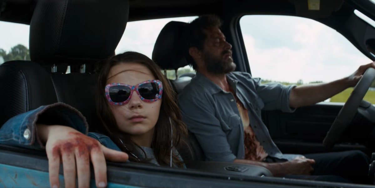 Darkest 'Logan' Ad Yet Puts Little Laura Under the Knife