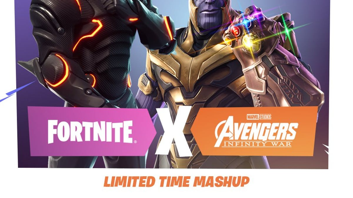 Fortnite Update 4 1 Patch Notes Released Including Infinity Gauntlet