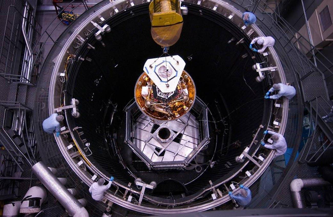 Mars NASA Phoenix Lockheed Martin