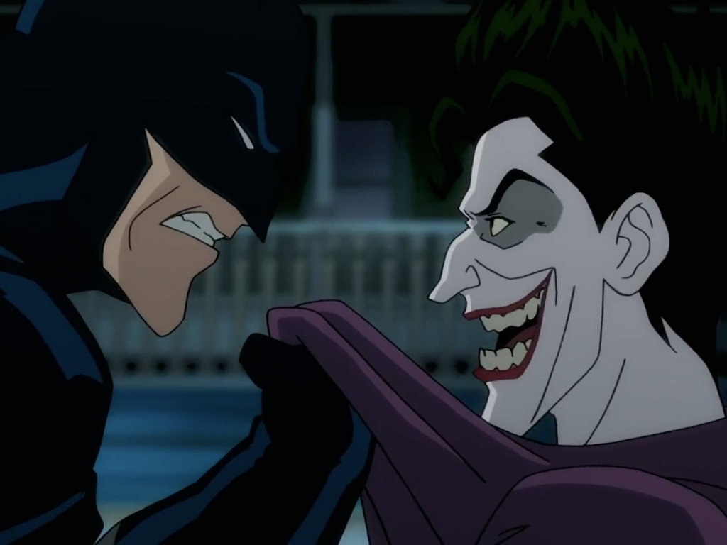 "Mark Hamill Slays in DC's ""Batman: The Killing Joke"" Trailer"