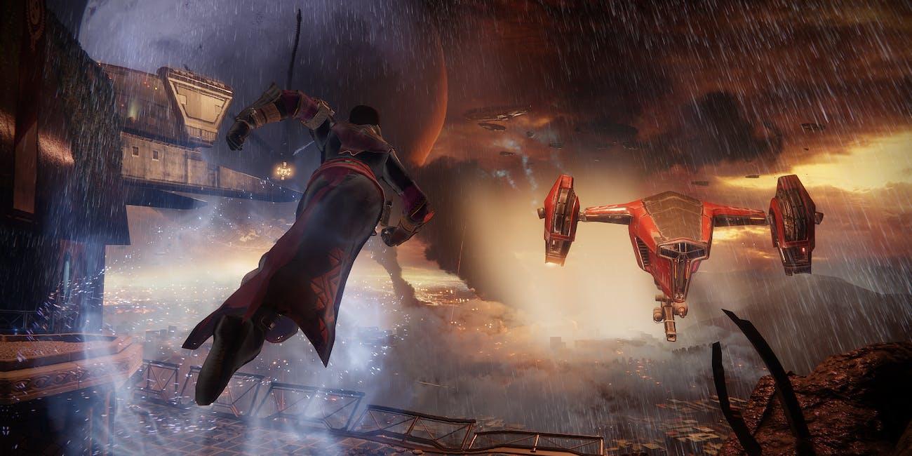 'Destiny 2' Bungie Activision Gameplay Reveal Ikora