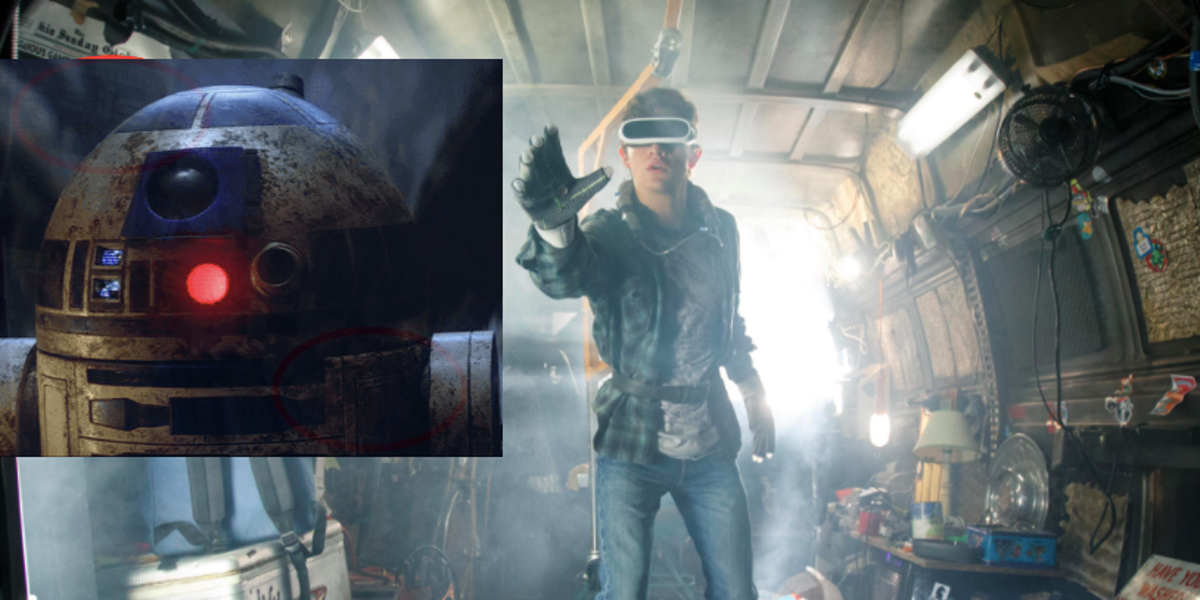 'Star Wars' Easter Eggs in 'Ready Player One' Are Good News for Book Fans