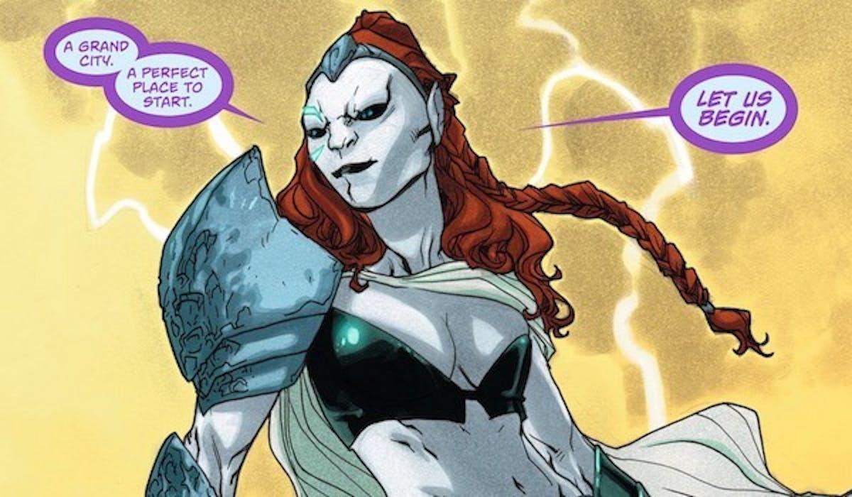 Reign in the original DC comic.