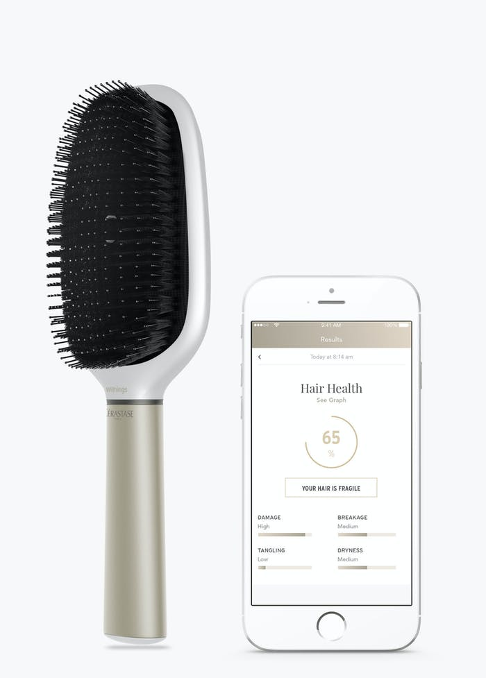 The Withings Hair Coach.