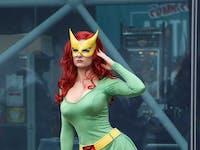 New York Comic Con 2017 - Jean Grey