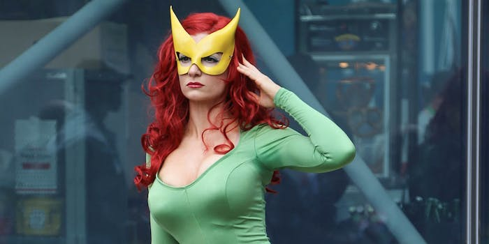 New York Comic Con 2017 - Jean Grey