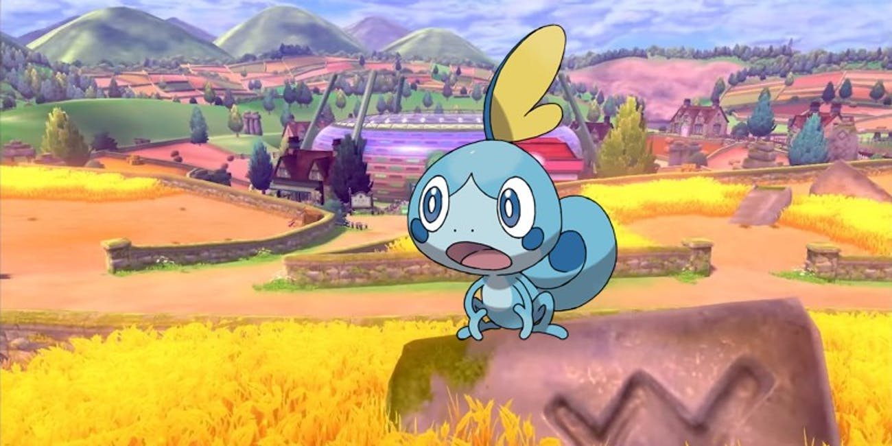 pokemon sword and shield leaks 4chan starter evolutions
