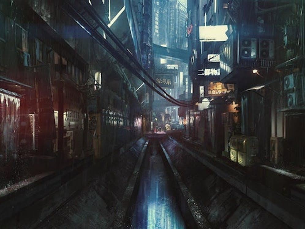 r/Cyberpunk