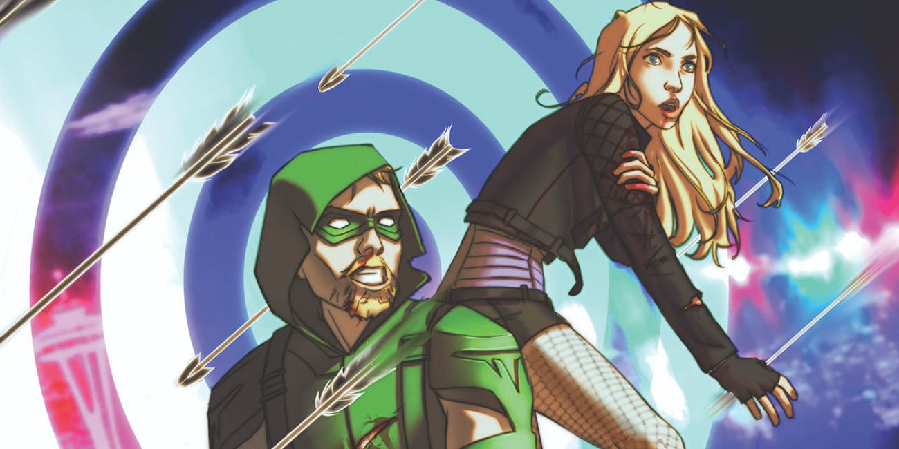 Green Arrow 12 Benjamin Percy