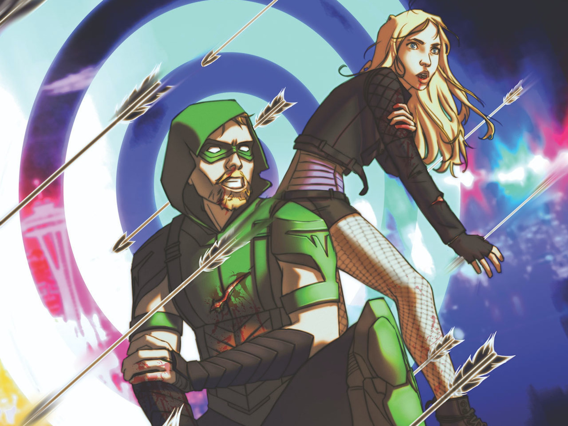 Green Arrow 12 Benjamin Percy