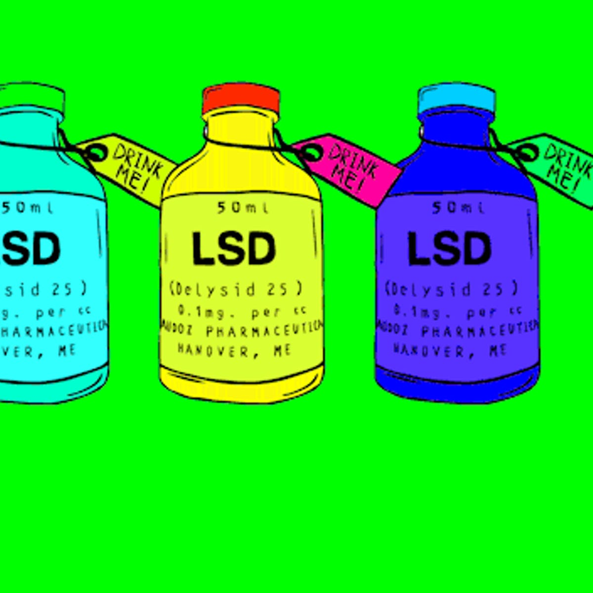 Crowdfunders Greenlight World's First LSD Microdosing Study