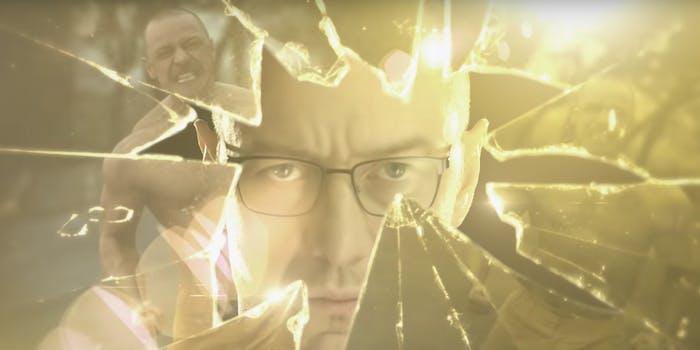 Glass Movie Trailer