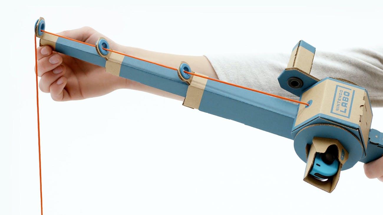 Nintendo Labo Fishing Rod.