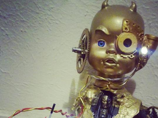 The Weird World of 'Star Wars' Fan Art and Handmade Collectibles