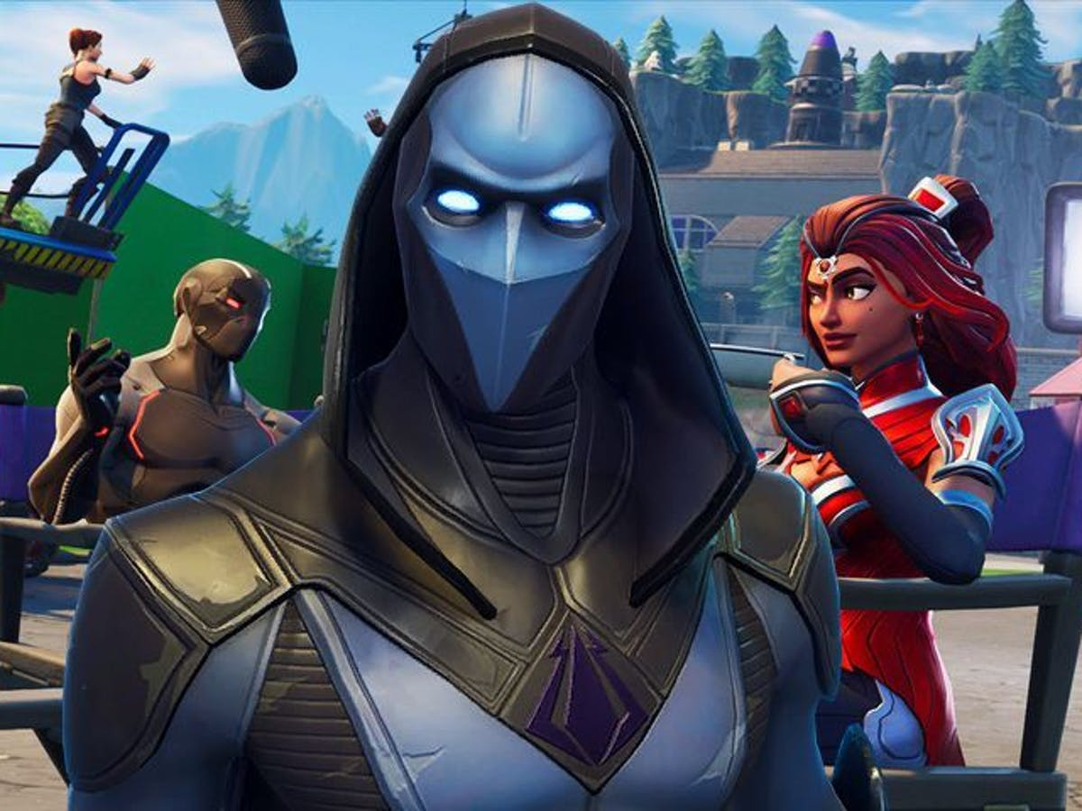 fortnite omen skin what we know about the leaked blockbuster skin inverse - omen fortnite mobile