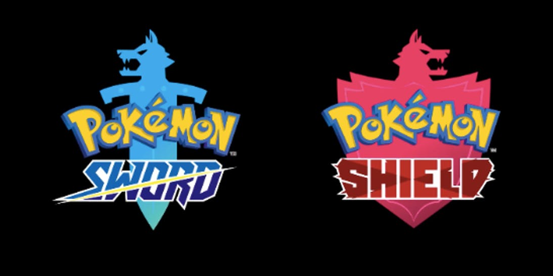 'Pokémon Sword and Shield'