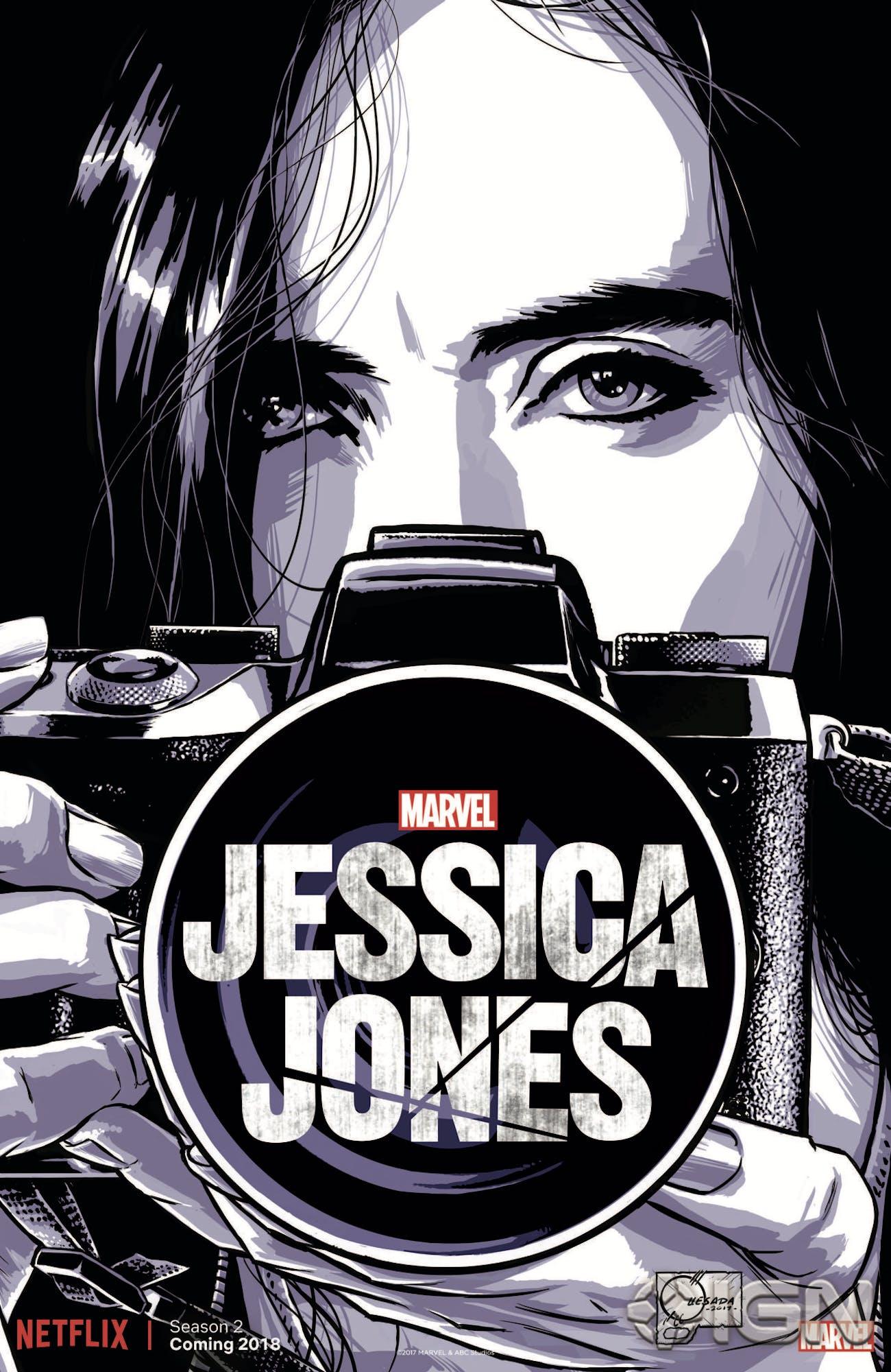 Jessica Jones Season 2