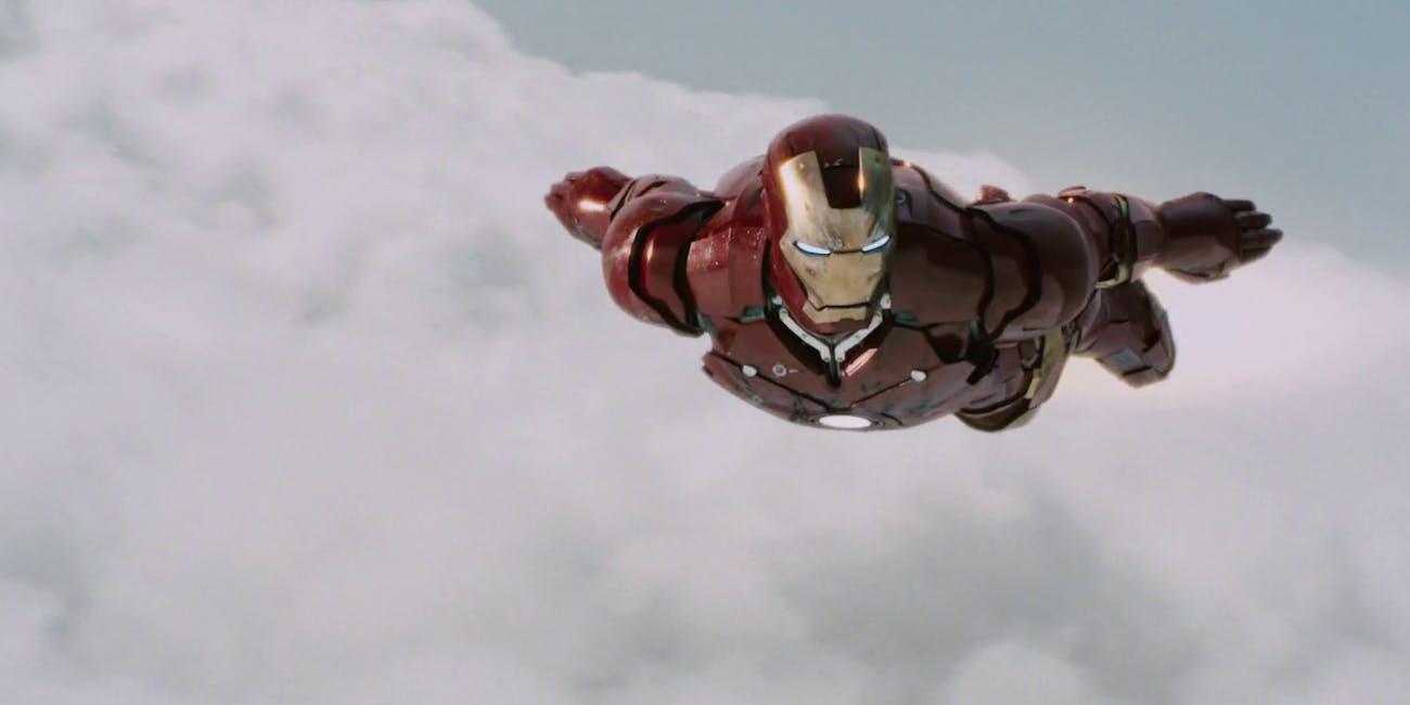Marvel Cinematic Universe Iron Man