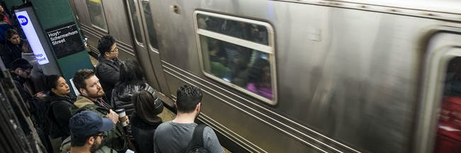 A power outage at a midtown Manhattan subway station caused widespread delays during the morning commute one recent Friday.