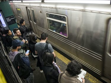 Why the NYC Subway's a Mess, in 5 Powerful Stats
