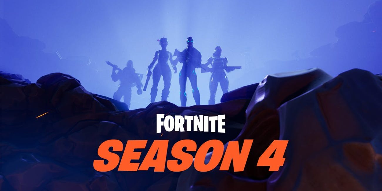 fortnite season 4 is almost upon us but when does it start - datamined skins fortnite reddit