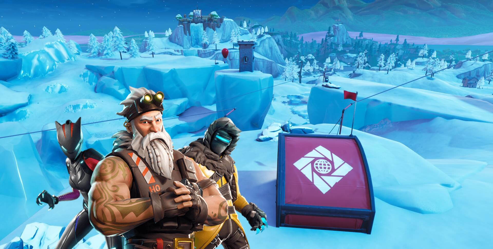 Fortnite' Expedition Outpost Locations: Where to Get the