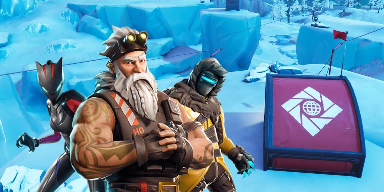 Fortnite Expedition Outposts