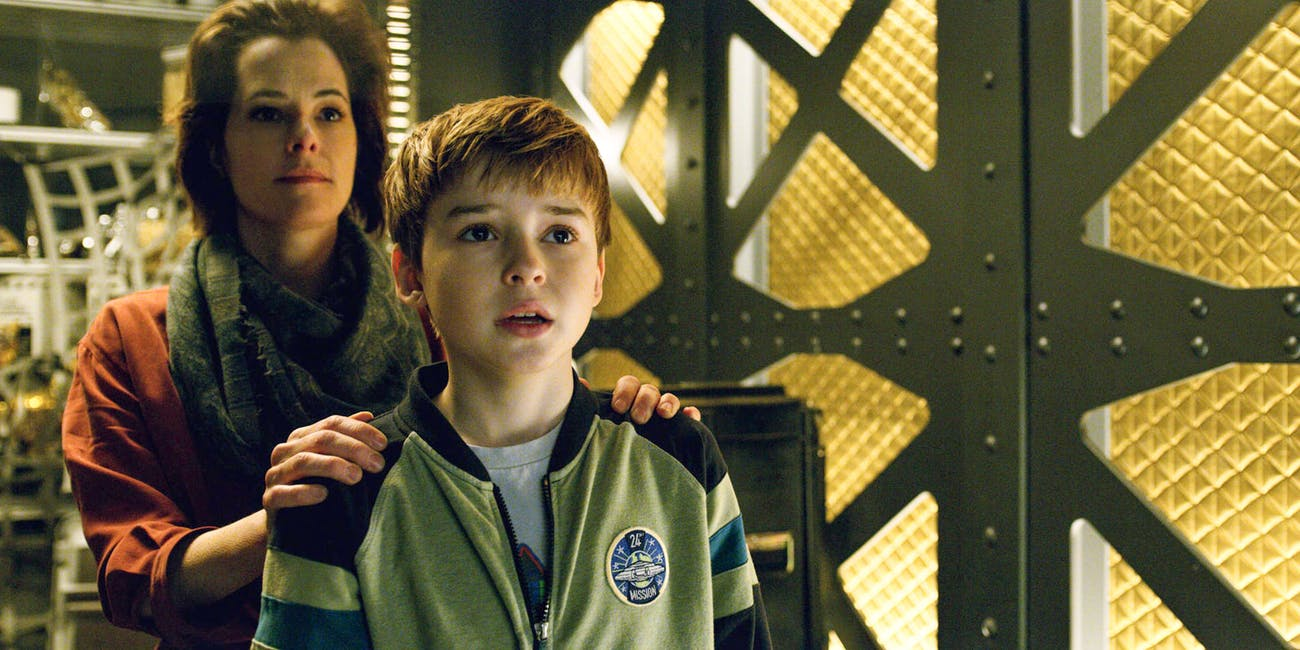 'Lost in Space' is back in a whole new way.