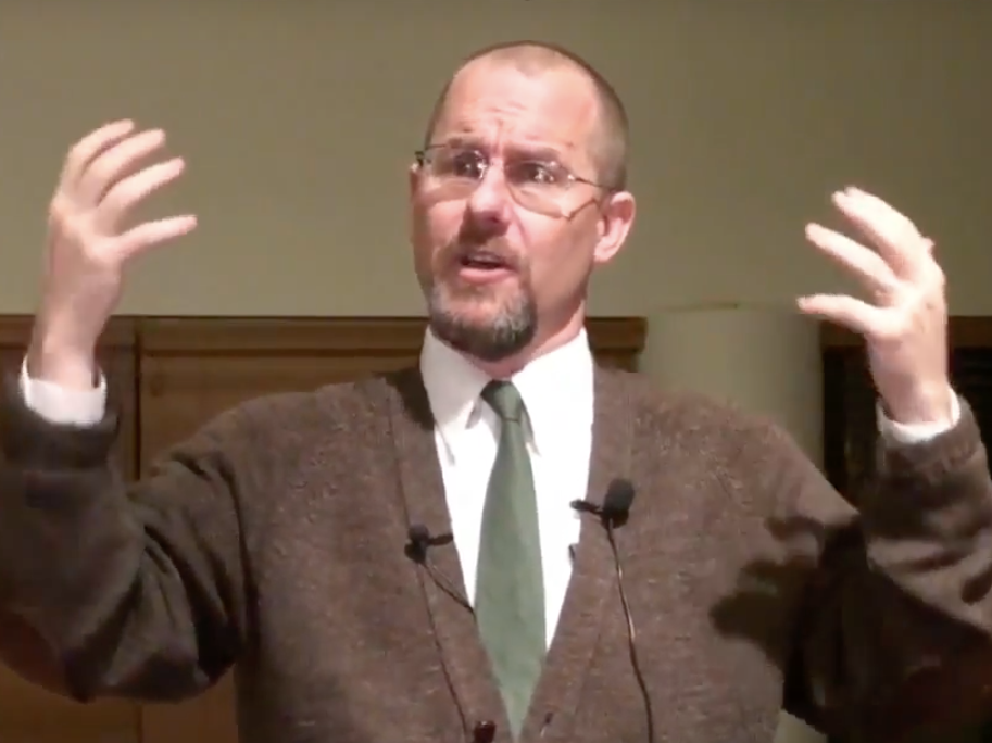 E. Christian Brugger, a Christian moral philosopher and ethicist, believes transhumanism and religion can be reconciled if their goals can be aligned.