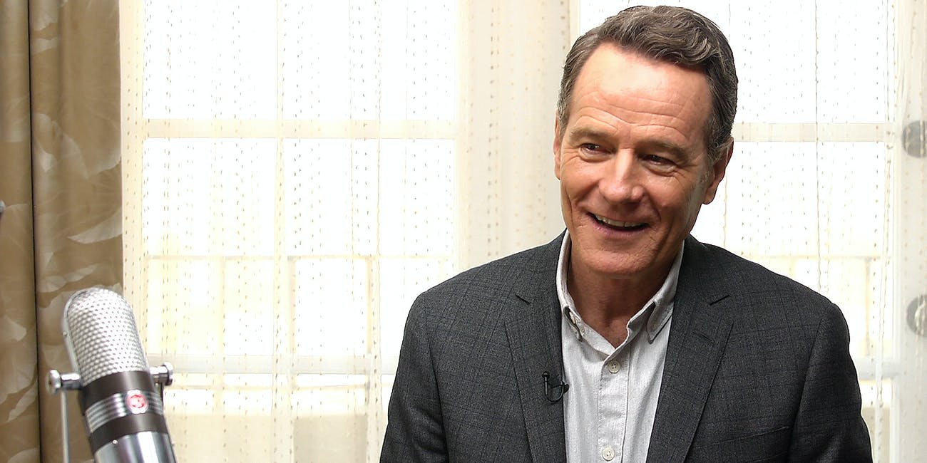 Bryan Cranston May Have Leaked Green Ranger in 'Power Rangers' | Inverse