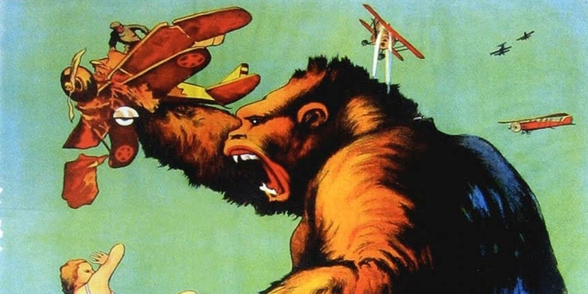 The Real-Life Adventure That Inspired the King Kong Story