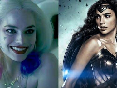 Harley Quinn's Obsessive Crush on Wonder Woman Intensifies