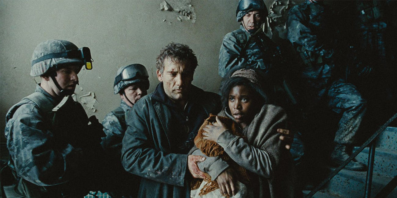 Children of Men': 'Roma' Director's Dystopian Masterpiece to Leave