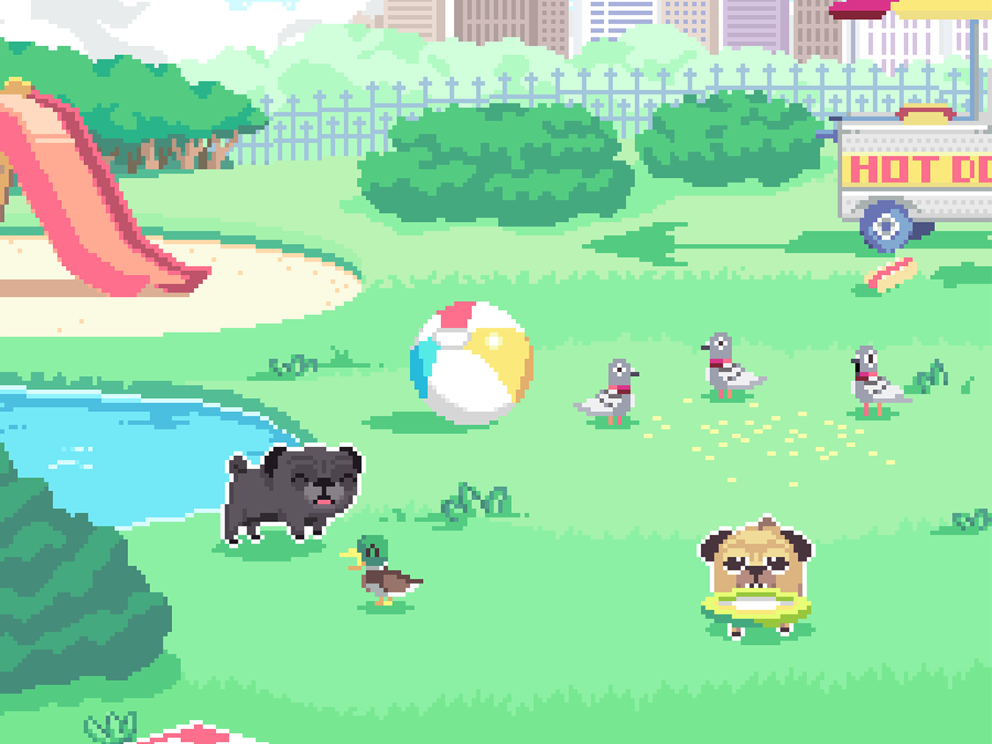'Butt Sniffin Pugs' Leads the Way for More Accessible Games