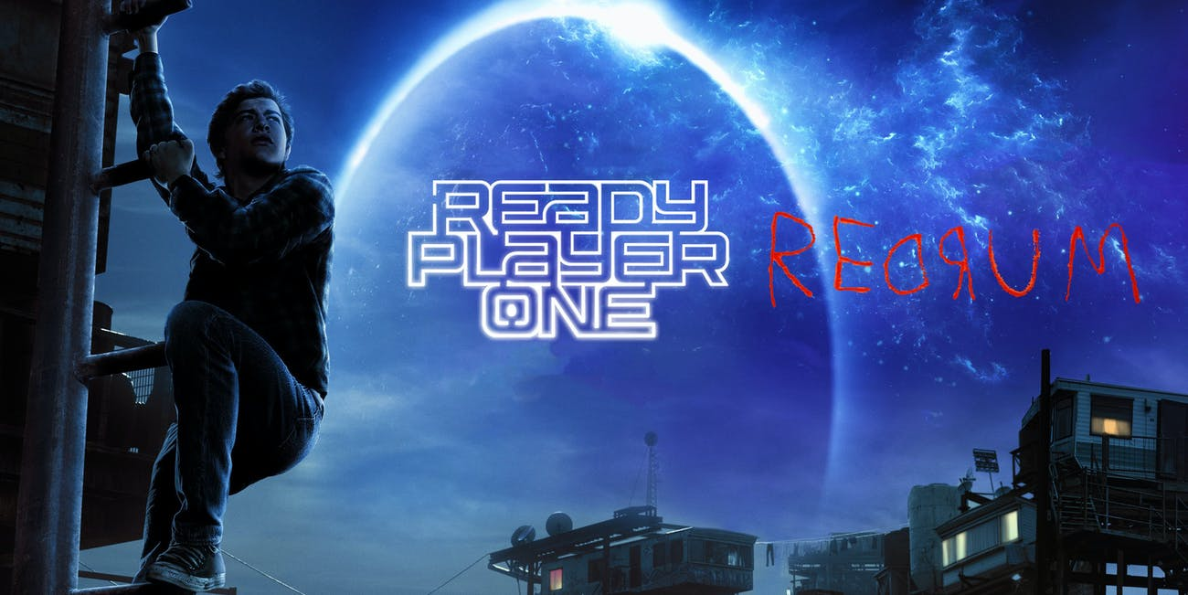 'Ready Player One' has a surprisingly large amount of horror.
