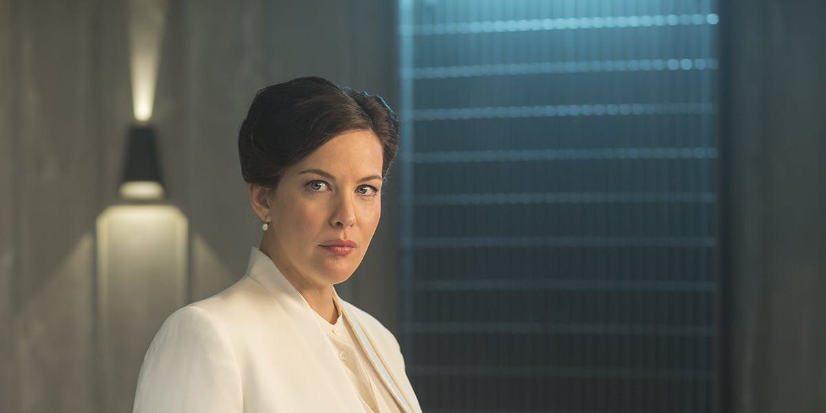 Liv Tyler as Meg in 'The Leftovers'