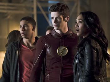 'The Flash' might get a new speedster for a short period of time this season.