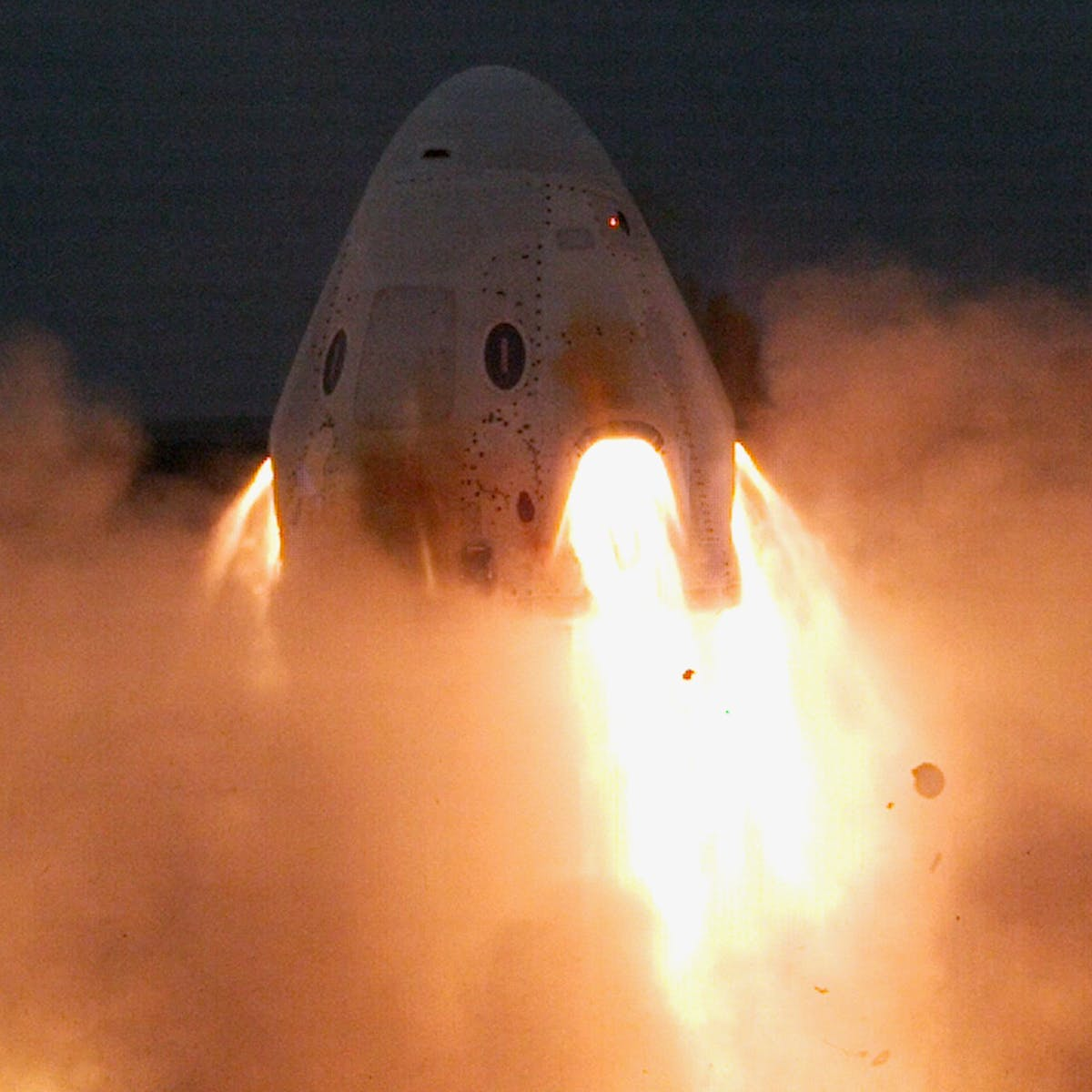 SpaceX's Crew Dragon just overcame a major safety hurdle following redesign