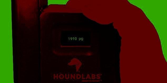 hound labs mike jenny lynn marijuana pot weed cannabis university of california berkeley breathalyzer