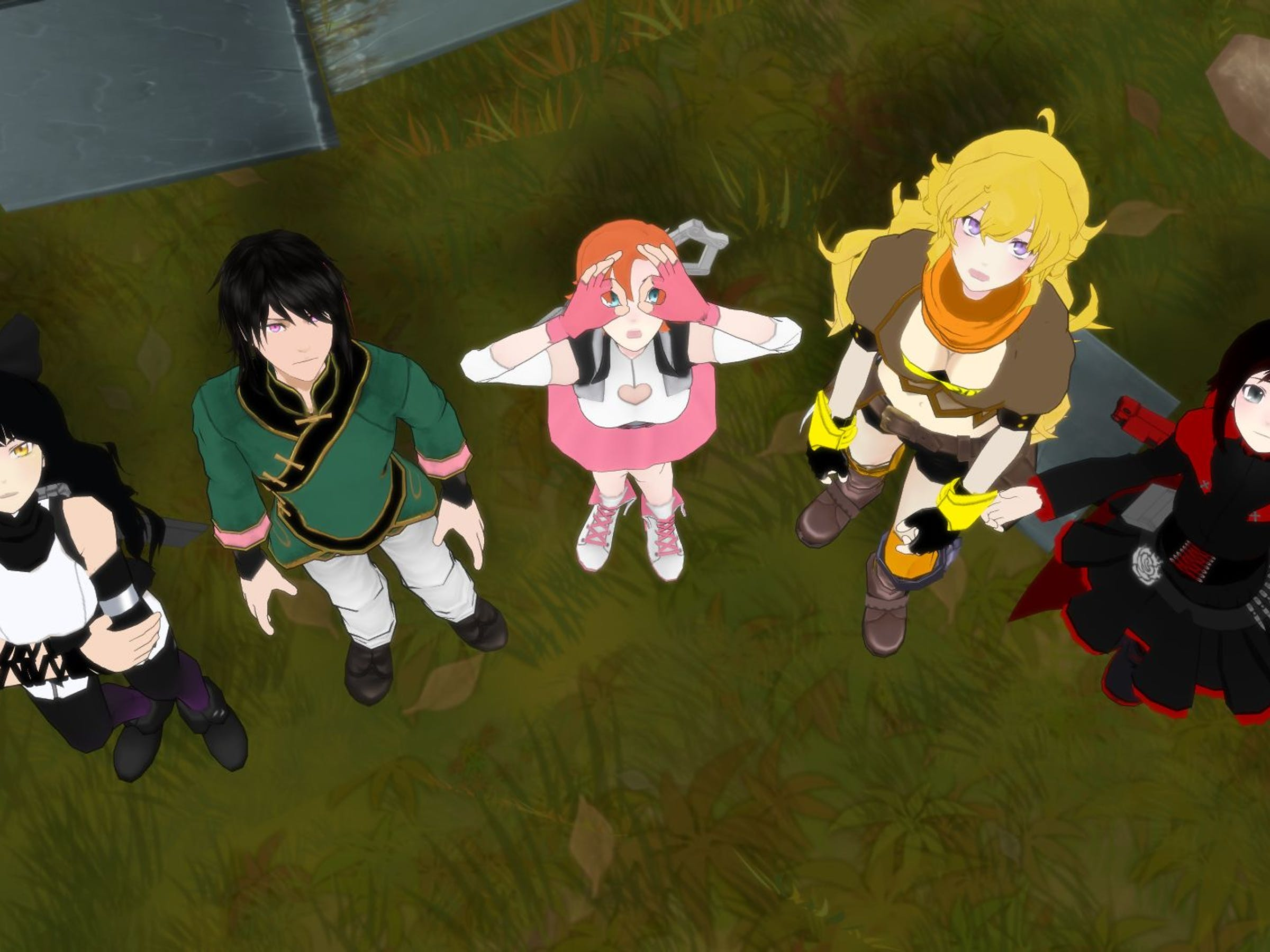How Rooster Teeth's Unlikely Hit 'RWBY' Changed the Male