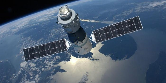 Tiangong-1 spacecraft
