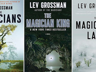 "Author Lev Grossman on 'Magicians' Trilogy: ""It All Started With a Dream"""