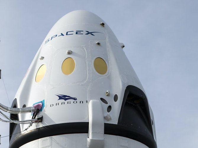 NASA to Transport People In Private Spacecraft by 2018