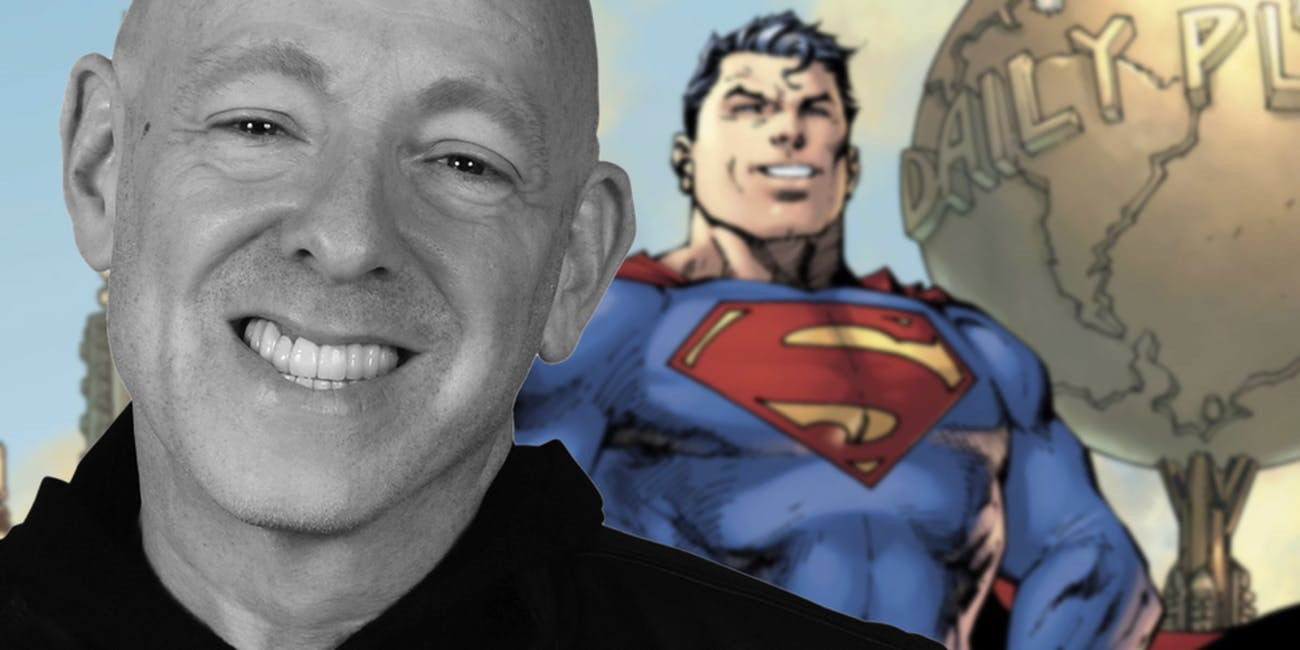 Brian Michael Bendis Marvel DC