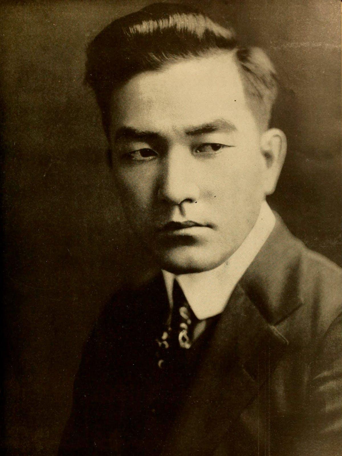 Sessue Hayakawa 1918