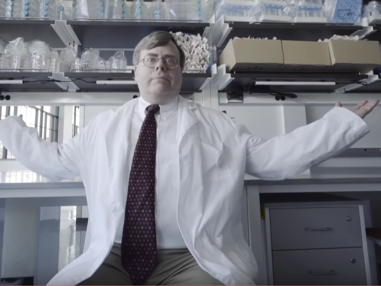 Meet Todd Rider, the Man Who Maybe, Probably Cured Most of the Viruses on Earth