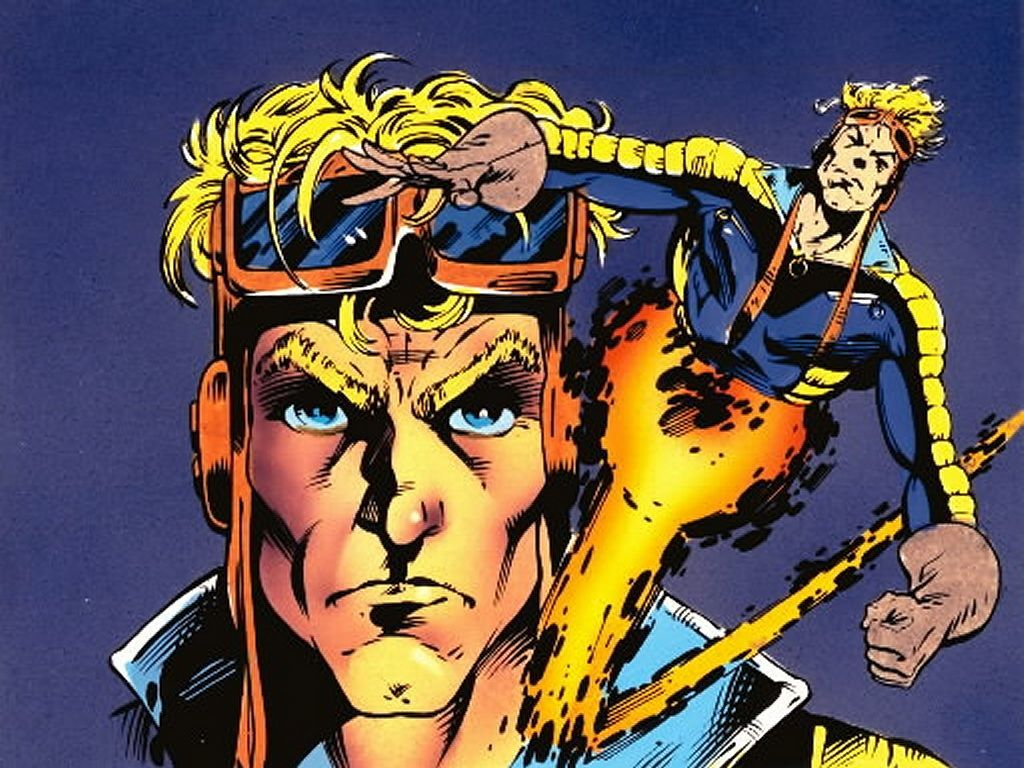 Image result for cannonball x men