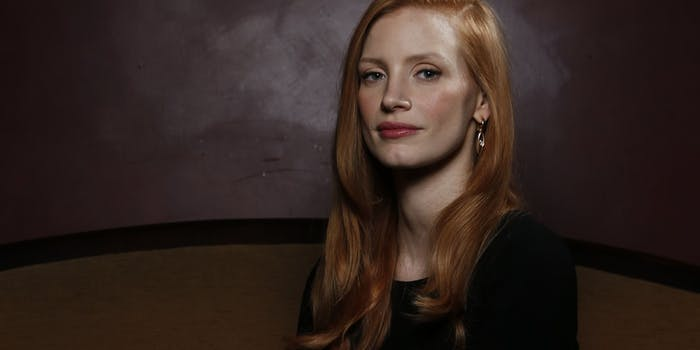 Jessica Chastain might just lead the 'It' sequel.